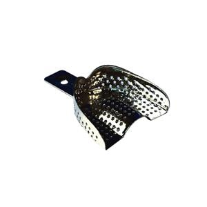 Aluminium Impression Tray Perforated U3 Each