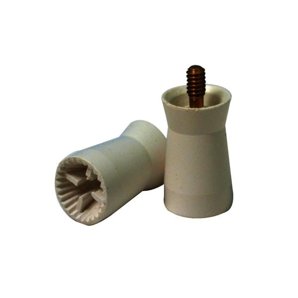 Young Webbed Cup Screw White Firm 144pk
