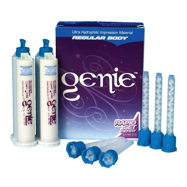 Genie Regular Body Fast Set 50ml 2pk