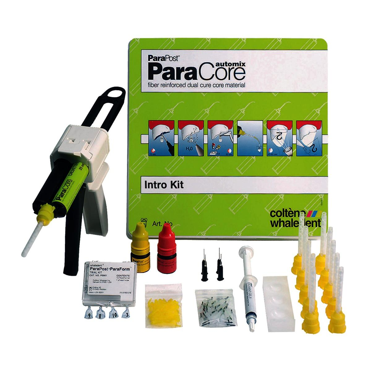 ParaCore White Intro Kit 25ml