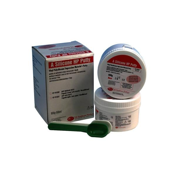 DEHP A Silicone HP Putty Soft Fast 500ml/800g