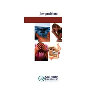 BDHF Leaflets Jaw Problems 75pk