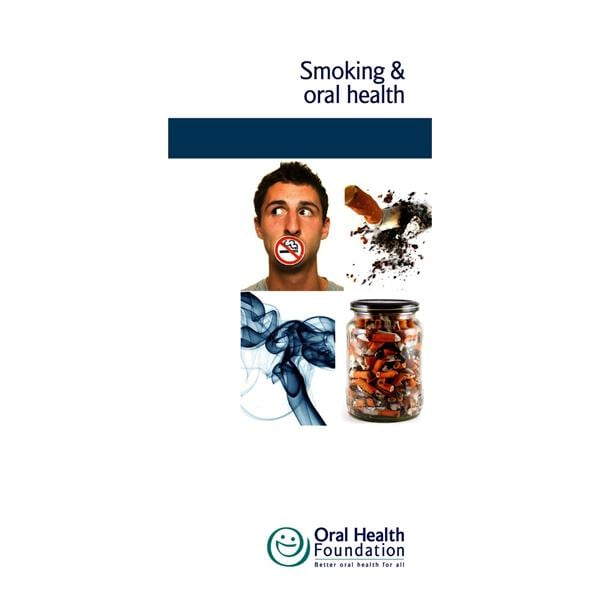 BDHF Leaflets Smoking 100pk