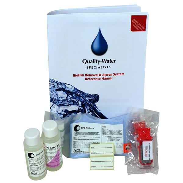 BRS Biofilm Water Decontamination Remover Kit