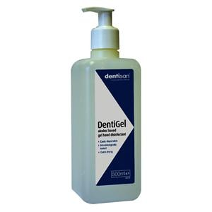 Dentigel Alcohol Based Hand Disinfectant 500ml