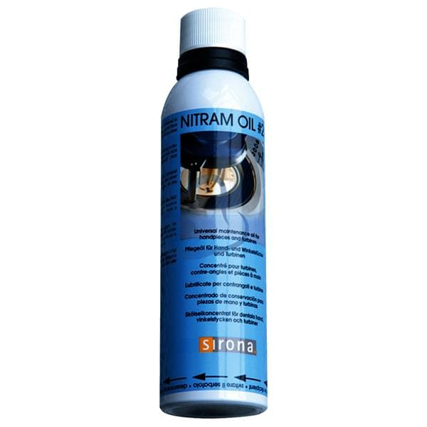 NITRAM Oil Care Concentrate Blue 2pk