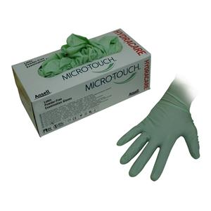 Microtouch Hydracare Gloves Latex Pwd/F S 100pk