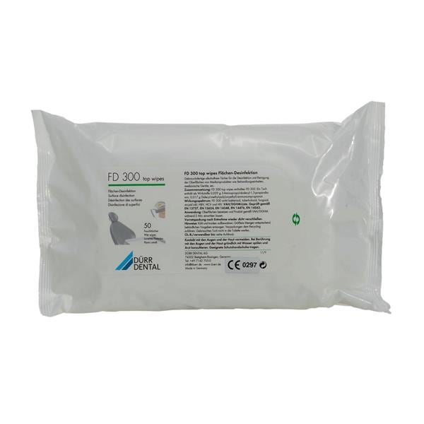 FD 300 Top Surface Wipe 50pk