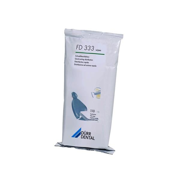 FD 333 Quick Acting Disinfection Wipe Refill 110pk