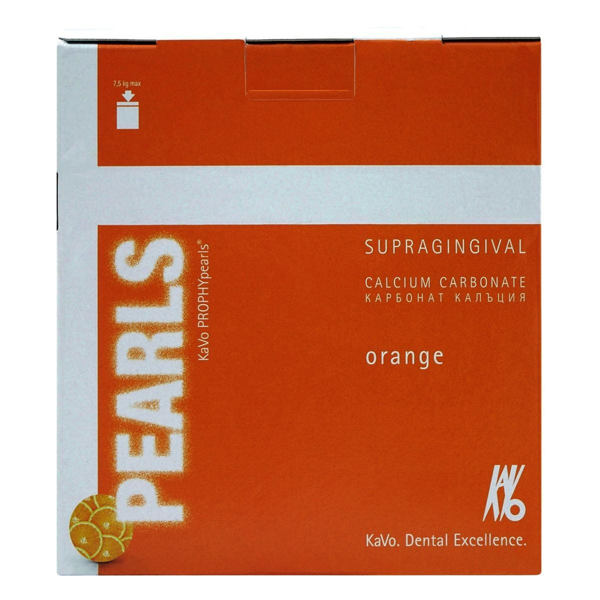 Prophy Pearls Sachets 15g Orange 80pk