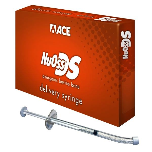 NuOss DS Delivery Syringe 0.25-1mm 0.25cc