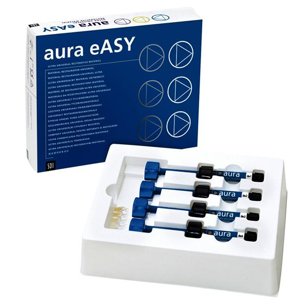 Aura eASY Syringe Kit