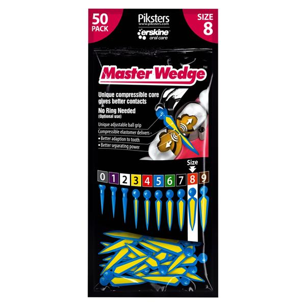 Master Wedge Refill Bag Size 8 50pk