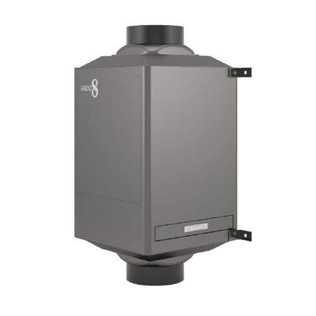 IAQ Inline Unit - Complements existing ventilation systems, including Hosptial wards & Carehomes